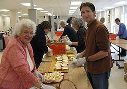 140 миллионов жителей Европы, в большинстве своем христиане, посвящают себя волонтерской деятельности